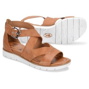SOFFT Mirabelle Double Criss Cross Strappy Sandals
